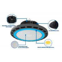 China 2018 NEWEST Emergency  support 150W UFO high bay light 130LPW for warehouse wholesale