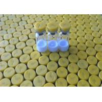 Buy cheap Yellow HGH Anabolic Steroids 191Aa 10Iu Vial Human Growth Hormone Bodybuilding from wholesalers