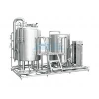 China Factory Price for Beer Equipment Brewhouse wholesale