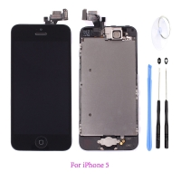 China Iphone LCD Screen Digitizer Assembly For IPhone 5 5C 5S SE wholesale
