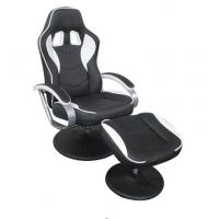 China Workwell Racing Game Office Furniture Chairs With Back Support , Bucket Seat wholesale