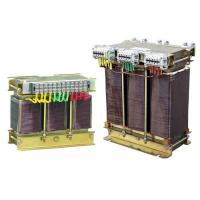 China 380V / 400V Three Phase Copper Clad Aluminum Electronic Low Voltage Transformer 50HZ / 60HZ wholesale