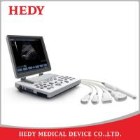 China HEDY Hospital/Clinical Black and White Portable Medical Ultrasound diagnostic equipment on sale