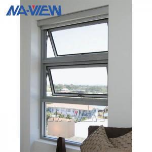 China NAVIEW Custom Cottage Style Aluminium Double Hung Windows Oem Odm wholesale