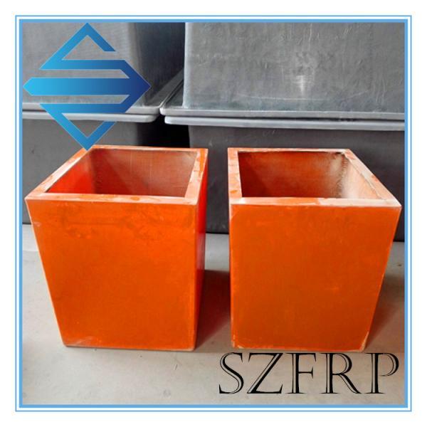 Quality fiberglass planters wholesale for sale