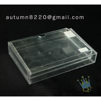 China BO (57) acrylic name card case wholesale