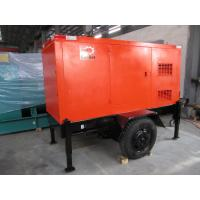 China 20KW / 25KVA Mobile Electric Generator With 4L Cylinder Cummins Power wholesale