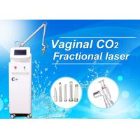 China 10600nm Fractional Co2 Laser Machine For Urinary Incontinence wholesale