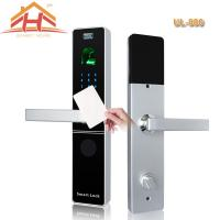 China Contactless RFID Card Door Lock with Long Power Lifetime wholesale