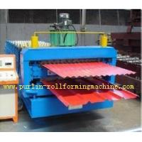 China Automatic Color Steel Cold Roll Forming Machine Sheet Metal Rolling Former for South Africa Customer wholesale