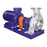 China Electric Motor Waste Water Pump , Chemical Process Sewage Transfer Pump wholesale
