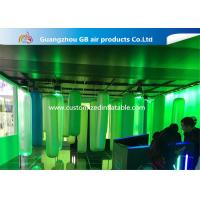 China Air Tight Colorfull Inflatable Holiday Decorations Column For Activity wholesale