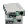 China Single Mode Fiber Optic Media Converter Rj45  wholesale