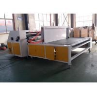 China Fast Speed Paper Carton Making Machine Fit Paper Slitting And Creasing on sale