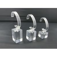 China Eyecatching Clear Acrylic Display Holders Elegant With Dyeing And Painting wholesale