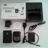 Quality 1080P Body Worn Police DVR Camera IP56 Waterproof Law Enforcement Audio Video for sale