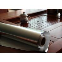 China 450mm x 100m Heavy Aluminum Foil , Heavy Duty Roasting Aluminium Kitchen Foil wholesale