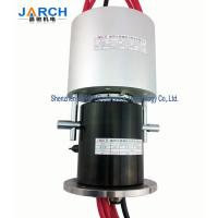 China 10  Circuits Signal Hydraulic Swivel Joint , Pneumatic Rotary Joint For Welding Robots wholesale