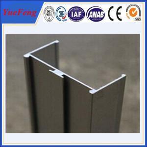 China Aluminium extrusion for wardrobe/cabinet/window and door,aluminium profile furniture wholesale