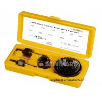 China 15PC High Carbon Steel Hole Saw Set wholesale
