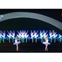 China Professional Hologram Advertising Display , 3D Holographic Rear Projection Screen on sale