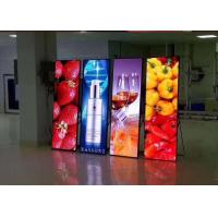 China Novel Design Smart LED Poster Display Flexible Installation Simple Convenient Operation wholesale