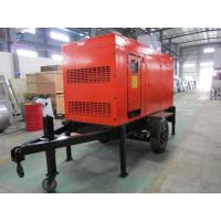 China 125KVA Mobile Electric Generator Powered By Cummins Engine 6BTA5.9-G2 wholesale