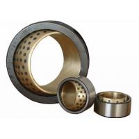 China High Strength Radial Spherical Plain Bearings / Spherical Thrust Bearing Radial , Angular Contact wholesale