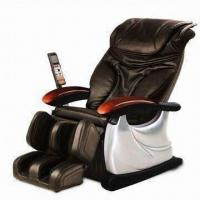 China Synchronized Music Massage Chair with Soothing Warmer on Sole wholesale