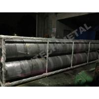 China Explosive Welding Nickle Alloy Bimetallic Clad Pipe For Chemical Process Equipment wholesale