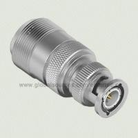 China BNC Connectors with BNC M S/T Plug to N F S/T Jack Adapter for LMR 400 RF Cable wholesale