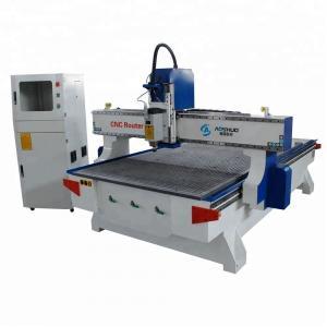 China Automatic Cnc Plywood Cutting Machine , Cnc Router Engraving Machine 1300x2500mm wholesale