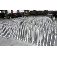 China Scaffolding Galvanized Adjustable U Head Jack Base for Sale wholesale