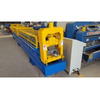 China Color Steel Roofing Gutter Roll Form Machines Aluminium Downpipe Roll Forming Machine wholesale
