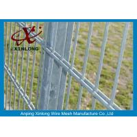 China High Tensile Galvanized Dark Green 868 Wire Mesh  Fence For Garden wholesale