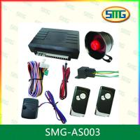 China SMG-AS003 ONE WAY CAR ALARM SYSTEM wholesale