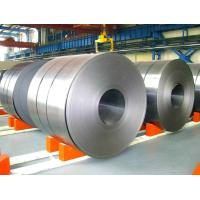 China Cold Rolled Galvanized Steel Coil With ASTM Standard , CS Type C Grade wholesale