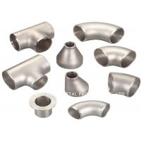 China 300 Series Stainless Steel Pipe Fittings ANSI B16.9 Wall Thickness Sch5 - Sch160 on sale