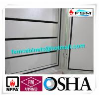 Quality Security Metal Storage Cabinet With Doors , Locking File Cabinet For Diskette / for sale