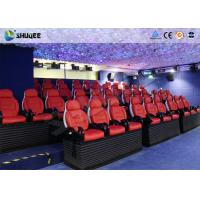 Quality Interrative 5D Cinema Equipment For Visual Feast for sale