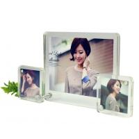 China acrylic easel photo frame wholesale