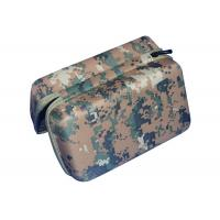Quality Custom Empty Power Bank Carry Case Durable With EVA Plate , Camouflage Color for sale
