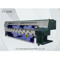 China Durable Solvent PVC Vinyl Sticker Printing Machine Easy Operation FY-3206R wholesale