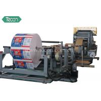 China High Speed Cement Valve Paper Sack Production Line Motor Driven wholesale