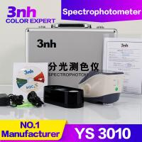 China Plastic Color Matching Spectrophotometer 3NH Reflectance Laboratory Testing Equipment wholesale