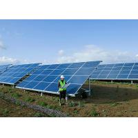 China High Efficiency Silicon Solar Panels Anti PID Performance Easy Installation wholesale