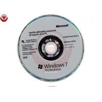 China Professional Microsoft Windows 7 Key Code Sticker For Dell / HP / Lenovo wholesale