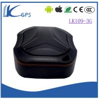 China Lastest product mini gps tracker anti-theft device --Black LK109-3G wholesale