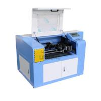 Quality High Precision 500*400mm Desktop Advertising Co2 Laser Engraving Cutting Machine for sale