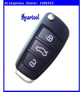 China Acartool 3 button pair clone garage remote control A020 self duplicate car alarm remote key fob clone 250mhz-450mhz wholesale